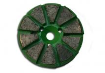 10 SEGMENT GRINDING DISC - 3 INCHES (76mm)