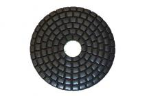 FLEXIBLE LATTICE POLISHING PAD